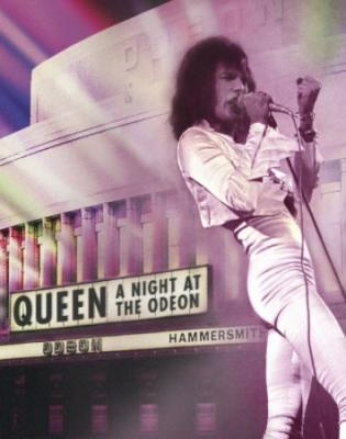 Queen : A Night At The Odeon (Hammersmith 1975) (DVD Deluxe Edition)
