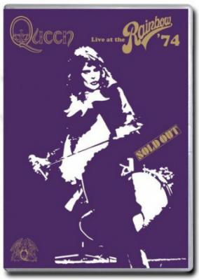 Queen : Live At The Rainbow 74