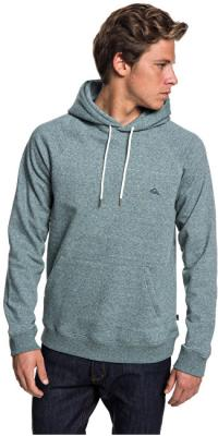 Quiksilver Mikina Everyday Hood Tapestry Heather EQYFT03846-BPHH S