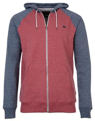 Quiksilver Mikina Everyday Zip Garnet Heather EQYFT03849-RQKH S