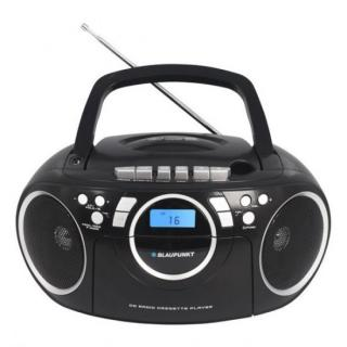Radiomagnetofon s CD Blaupunkt BB16BK FM PLL CD/MP3/USB/AUX