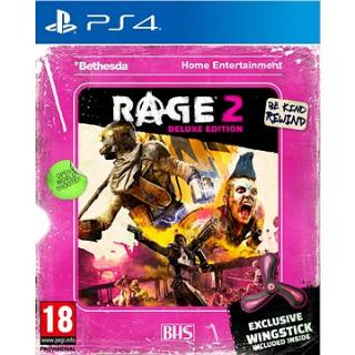Rage 2 Deluxe Edition - PS4 (5055856421962)