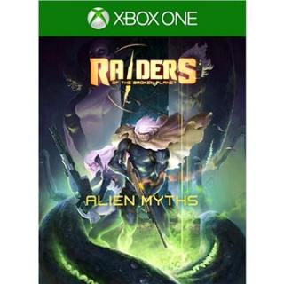 Raiders of the Broken Planet: Alien Myths  -