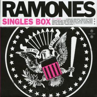 Ramones : Ramones Single Box LP