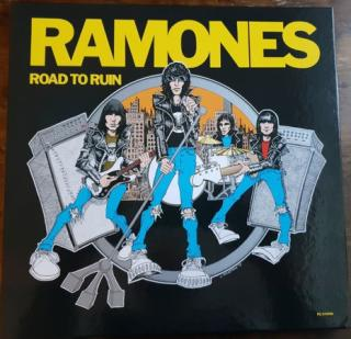 Ramones : Road To Ruin (3CD LP) LP CD