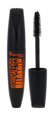 Řasenka Rimmel London - Scandal Eyes 003 Extreme Black 12 ml