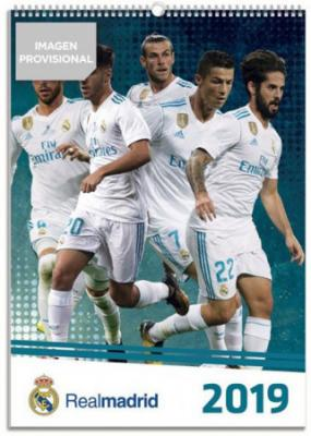 REAL MADRID CF (29,7 x 42 cm) A3
