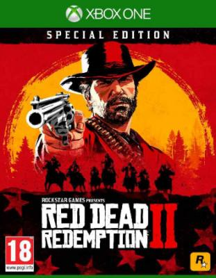 Red Dead Redemption 2 Special Edition XONE - 26.10., 5026555360258