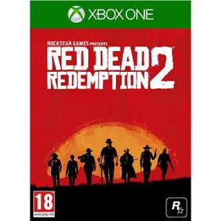 Red Dead Redemption 2  - Xbox One (5026555358989)