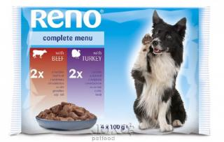 RENO kapsa DOG 4-pack 100g-10743