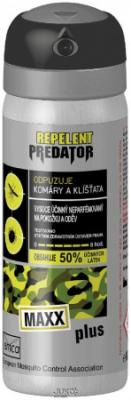 Repelent PREDATOR MAXX plus 80ml-12316
