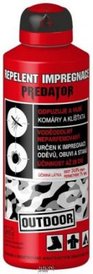 Repelent PREDATOR OUTDOOR Impregnace 200ml-12317