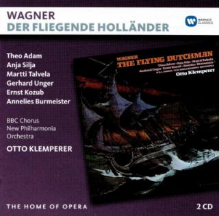 Richard Wagner : Bludný Holanďan CD