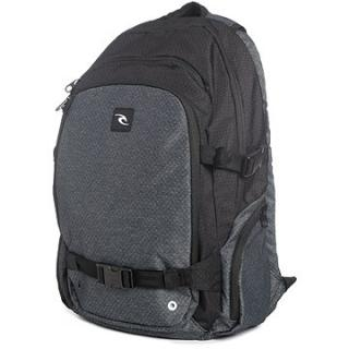 Rip Curl Posse Ripstop Heather Black