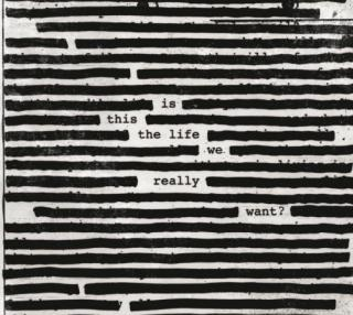 Roger Waters : Is This The Life We Really Want? LP