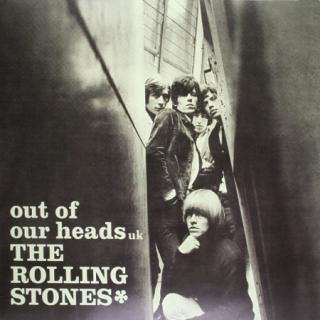 Rolling Stones : Out Of Our Heads LP