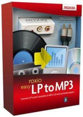 Roxio Easy LP to MP3 Eng, 243600UK