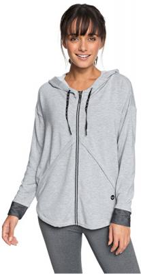 Roxy Dámská mikina Stormy Lovers Fleece Heritage Heather ERJFT03829-SGRH XS