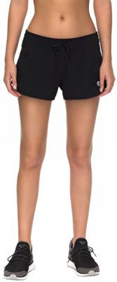 Roxy Dámské fitness šortky All In Time Short Anthracite ERJNS03150-KVJ0 XS