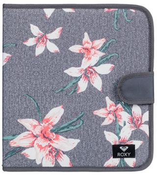 Roxy Pouzdro What A Day Charcoal Heather Flower Field ERJAA03469-KPG6