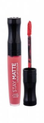 Rtěnka Rimmel London - Stay Matte 100 Pink Bliss 5,5 ml
