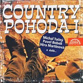 Různí interpreti – Country pohoda I. – CD