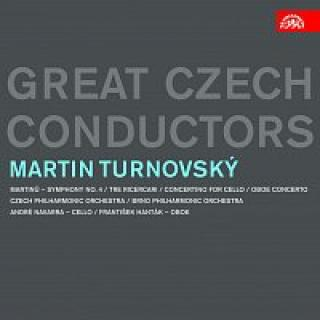 Různí interpreti – Martin Turnovský. Great Czech Conductors