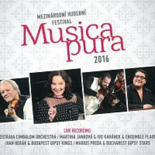 Různí interpreti – Musica pura 2016 – CD