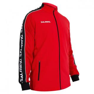 Salming Delta Jacket Men 128 / Červená