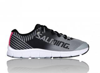 Salming Miles Lite Shoe Women Grey/Black 7 UK - 40 2/3 EUR 5,5 UK - 38 2/3 EUR / Grey/Black