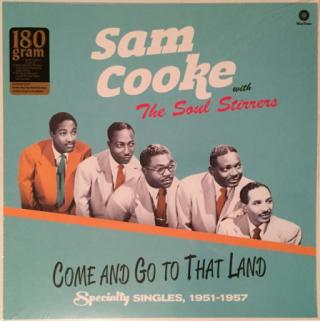 Sam Cooke / Soul Stirrers : Come And Go To That Land LP
