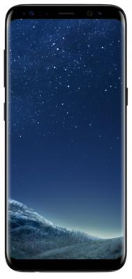 SAMSUNG Galaxy S8 G950F LTE 64GB Black EU