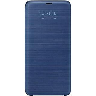 Samsung Galaxy S9  LED View Cover modré