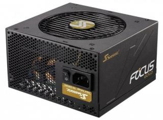 SEASONIC zdroj 450W Focus Plus SSR-450FM, 80  GOLD , 1FM45GFRT3A12X