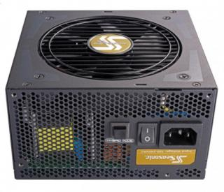 SEASONIC zdroj 750W Focus Plus SSR-750FX, 80  GOLD