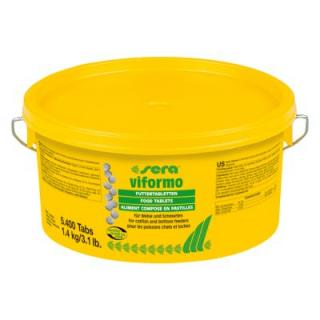 Sera Viformo tablety - 2.000 ml (1,4 kg)