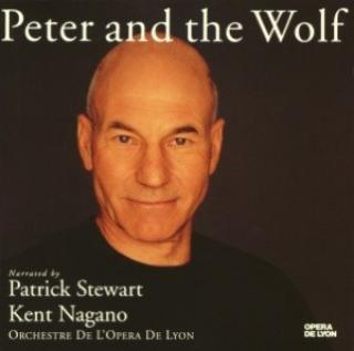 Sergei Prokofiev : Peter and the Wolf  CD