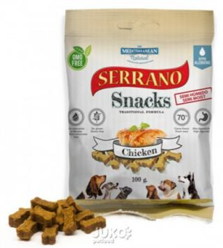Serrano Snack for Dog-Serrano Chicken 100g-14753
