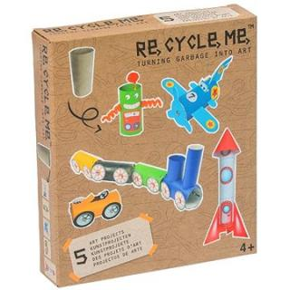 Set Re-cycle me pro kluky – rulička