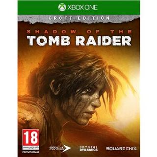 Shadow of the Tomb Raider: Digital Croft Edition  - Xbox One DIGITAL (G3Q-00611)