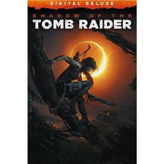 Shadow of the Tomb Raider: Digital Deluxe Edition  - Xbox One DIGITAL (G3Q-00610)