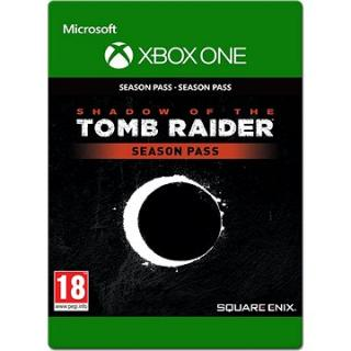 Shadow of the Tomb Raider: Season Pass - Xbox One DIGITAL (7D4-00323)