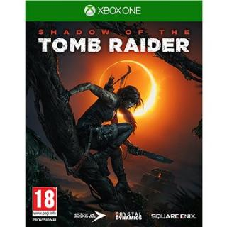 Shadow of the Tomb Raider - Xbox One (5021290081109)