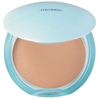 Shiseido Matující kompaktní make-up Pureness SPF 15 (Matifying Compact Oil-Free) 11 g 20 Light Beige