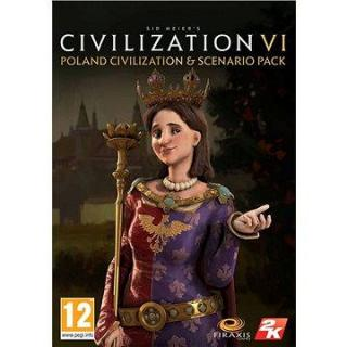 Sid Meiers Civilization VI - Poland Civilization & Scenario Pack
