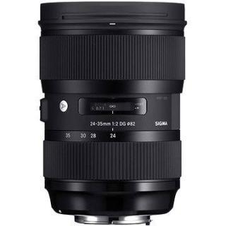 SIGMA 24-35mm f/2.0 DG HSM ART Canon (14121100)