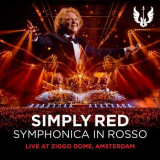 Simply Red : Symphonica In Rosso CD DVD CD DVD