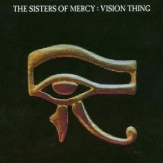Sisters Of Mercy : Vision Thing CD