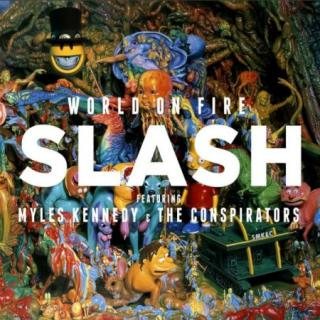 Slash : World On Fire  2LP
