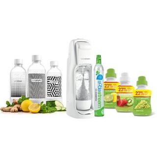 SODASTREAM JET WHITE SUMMER PACK (8590669264575)